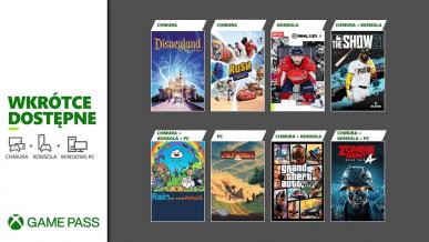 Grand Theft Auto V wraca do Xbox Game Pass