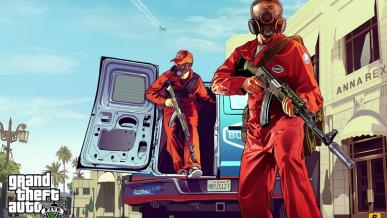 Grand Theft Auto V za darmo w Epic Games Store