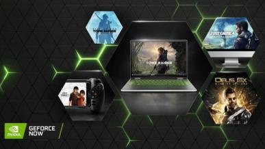Gry Square Enix wracają do usługi GeForce Now