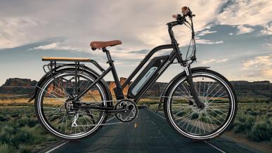 Himiway City Pedelec: Test elektrycznego roweru miejskiego do codziennego użytku