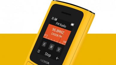 HMD Global prezentuje klasyczne telefony - Nokia 110 4G i 105 4G