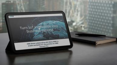 HMD przedstawia niedrogi tablet Nokia T20. Długi czas pracy na baterii, trwała konstrukcja i opcjona