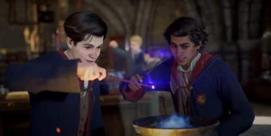 Hogwarts Legacy zauważa, że czarodzieje też są LGBT