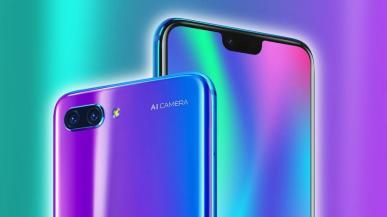 Honor 10 już oficjalnie - tańsza alternatywa dla Huawei P20