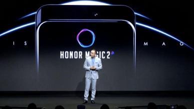 Honor Magic 2 - specyfikacja, zdjęcia i trailer rozsuwanego smartfona