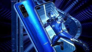 Honor Play 4 Pro - smartfon z sensorem temperatury