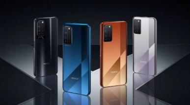 Honor X10 5G - premiera smartfona 5G z Kirinem 820 i wysuwaną kamerką