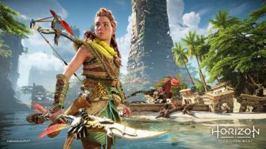 Horizon Forbidden West na długim gameplayu. Sony ma kolejny mocny ekskluzyw dla PlayStation