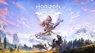 Horizon Zero Dawn Edycja Kompletna dostępne za darmo dla właścicieli PS4 i PS5