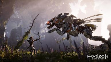 Horizon: Zero Dawn sprzedało się na PS4 w fenomenalnym nakładzie