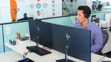 HP EliteOne 1000 to AiO z możliwością upgrade`u CPU, GPU i ... wyświetlacza
