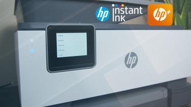 HP Instant Ink i HP+ - usługi premium do domu i biura