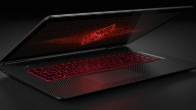 HP odświeża gamingowe laptopy Omen 15 i 17 - ekran 4K i GTX 1070
