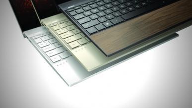 HP przedstawia laptopy Envy Wood Series | Computex 2019