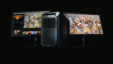 HP Z8 Workstation obsłuży dwa Xeony, dwie karty Quadro Pro i aż 3 TB RAM