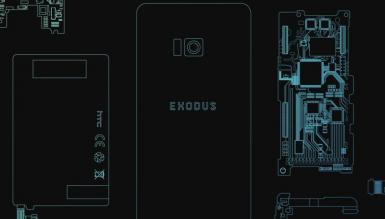 HTC Exodus 1 otrzyma specyfikację godną flagowca i wsparcie dla blockchain