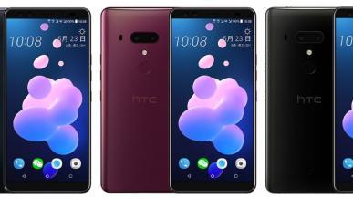 HTC U12+ bez tajemnic - rendery prasowe i szczegółowa specyfikacja