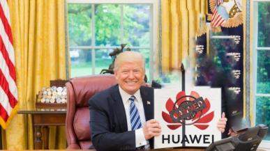 Huawei: Ameryka znęca się nad nami
