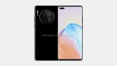 Huawei Mate 40 zaprezentowany na renderach. Nie wszystkim przypadnie do gustu