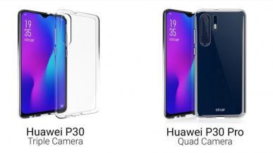 Huawei P30 i P30 Pro zaprezentowane na renderach