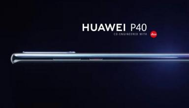 Huawei P40 - tak prezentuje się nadchodzący flagowiec chińskiego giganta