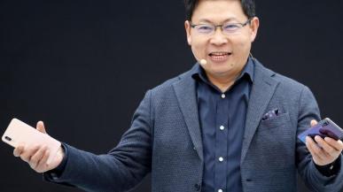 Huawei twierdzi, że jego składany smartfon będzie mógł zastąpić PC