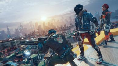 Hyper Scape: Ubisoft ujawnia darmową grę battle royale