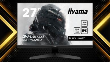 iiyama G-Master G2740QSU Black Hawk - testujemy niedrogi gamingowy monitor IPS QHD