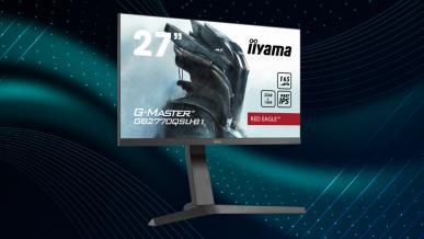 iiyama G-Master GB2770QSU-B1 Red Eagle - test monitora IPS QHD 165 Hz
