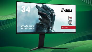 iiyama G-Master GB3466WQSU Red Eagle - test ultrapanoramicznego monitora VA dla graczy (QHD 144 Hz)