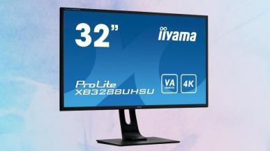 iiyama ProLite XB3288UHSU-B1 - test 32-calowego monitora 4K VA