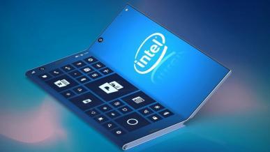 Intel patentuje składane urządzenie. Ciekawa wizja popularnego producenta