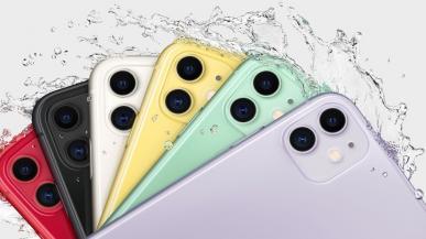 iPhone 11 to najchętniej kupowany smartfon. Redmi Note 8 na 3 miejscu