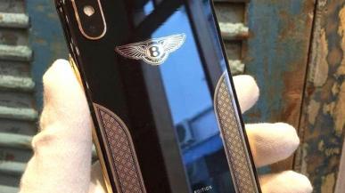 iPhone X Bentley Edition - czyli jak z drogiego, zrobić coś bardzo drogiego