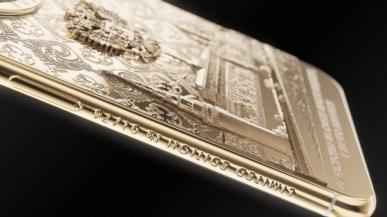iPhone X w limitowanej edycji Putin Golden Age już w sprzedaży