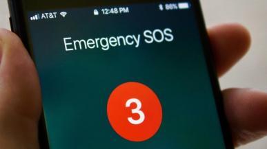 iPhone z funkcją SOS ratuje kobietę przed próbą napaści seksualnej