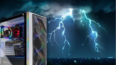 Jak zabezpieczyć elektronikę podczas burzy lub przepięć sieci energetycznej?
