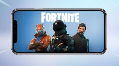 Jak zagrać w Fortnite na iOS po zbanowaniu gry w App Store? Można kupić używanego iPhone'a albo...