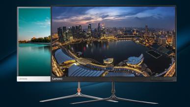 Jaki monitor do pracy i rozrywki? Niedrogie propozycje od Lenovo