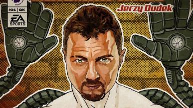Jerzy Dudek trafi do FIFY 22. EA doda Polaka do trybu Ultimate Team
