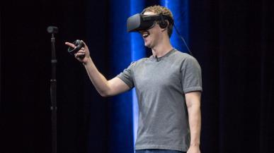 Jeśli skasujesz konto na Facebooku, utracisz wszystkie kupione gry na Oculus VR