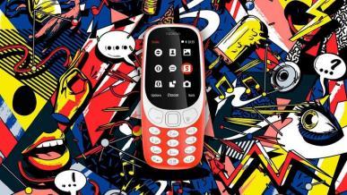 Jest już nowa Nokia 3310, ale telefon nie zachwyca