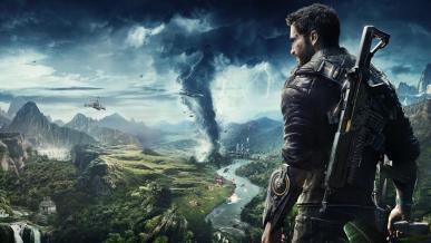 Just Cause 4 - twórcy prezentują możliwości świata gry