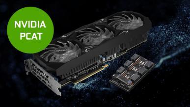 KFA2 GeForce RTX 3080 SG (1-Click OC) – test karty graficznej + NVIDIA PCAT