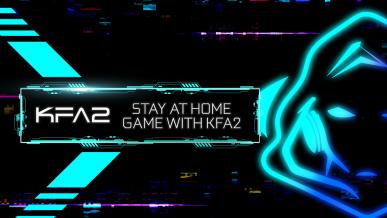 KFA2 - zostań w domu, wykonaj zrzut ekranu i weź udział w konkursie