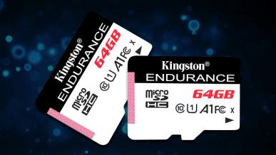 Kingston High Endurance 64 GB - test niedrogiej karty pamięci microSD