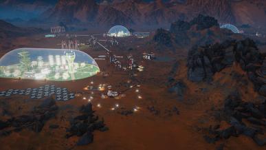 Kolonizacja Marsa to niełatwa sztuka – Surviving Mars