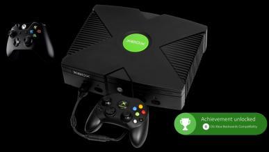 Kompatybilność wsteczna z oryginalnym Xboxem bez achievementów?