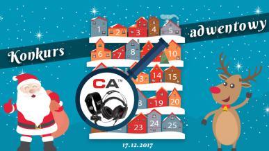 Konkurs Adwentowy 2017 - dzień #17 California Access -Wyniki