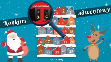 Konkurs Adwentowy 2017 - Dzień #1 MODECOM - Wyniki